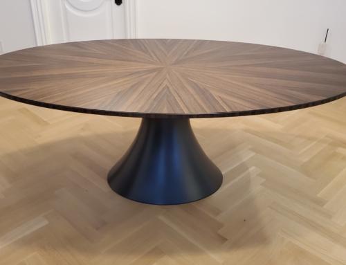 Elliptic Dining Table