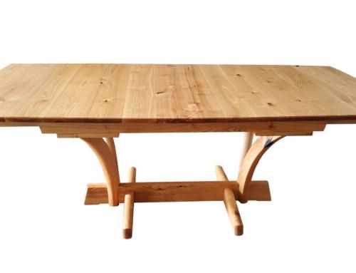 Black Ash Dining Table